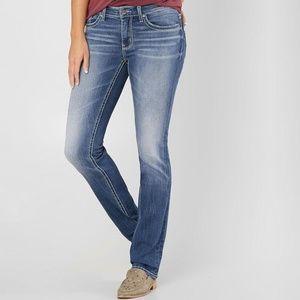 B2G1 BKE Sabrina Straight Leg Jeans